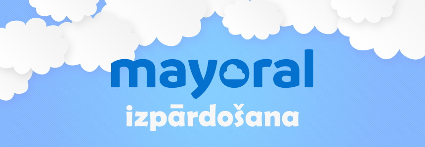 Mayoral izpārdošana