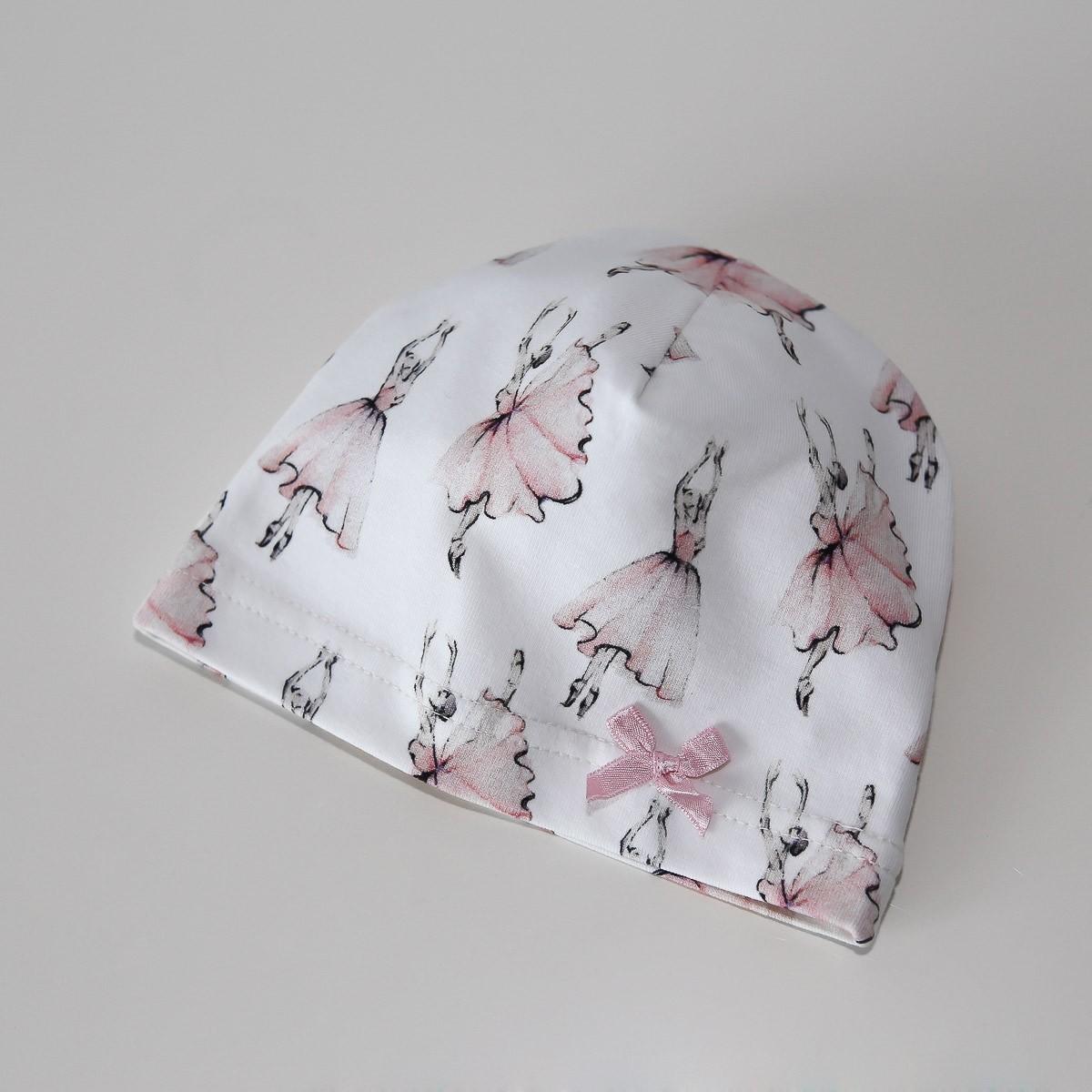 Kokvilna cepure Balerīna Vilaurita 92