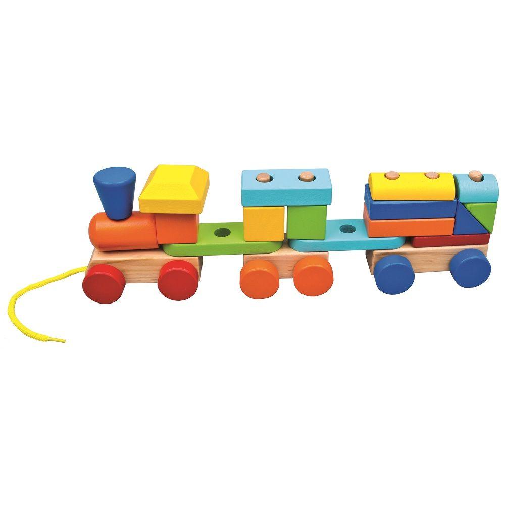 Koka vilciens Bino 84089