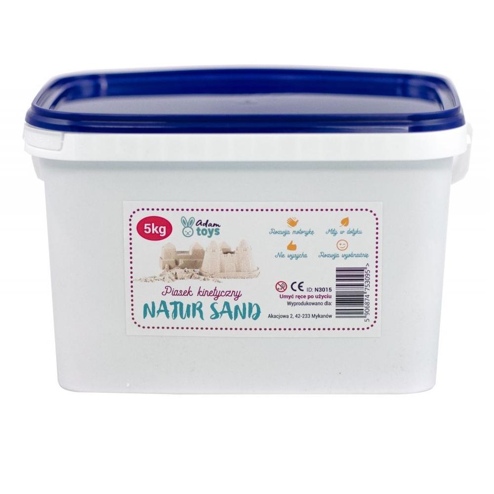 Kinētiskās smiltis 5kg NaturSand N3015