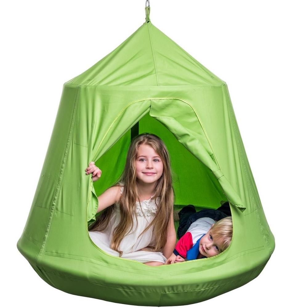 Šūpoles ar teltīm Woody WD91849