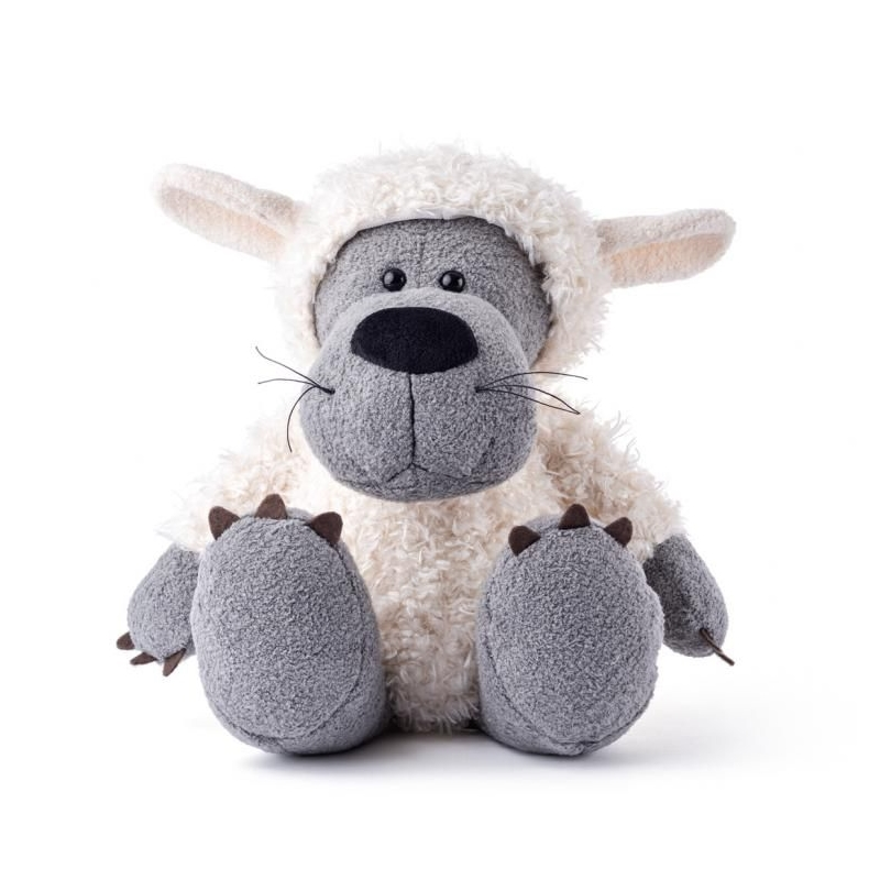 Mīkstā rotaļlieta Vilks aitas ādā Lumpin WD94150