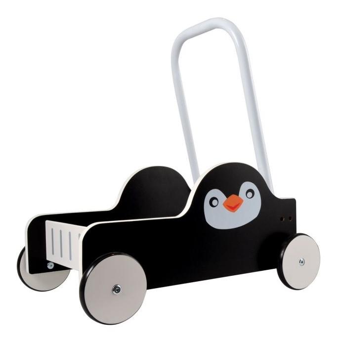 Stumjama rotalļieta ķerra Pingvīns Magni MG3035