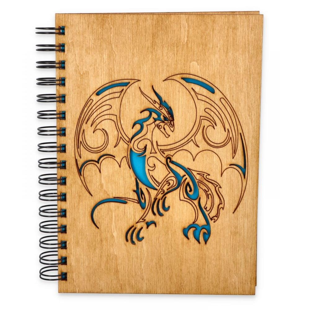 Sketchbook Sketčbuk Pūķis Adam Toys N6021