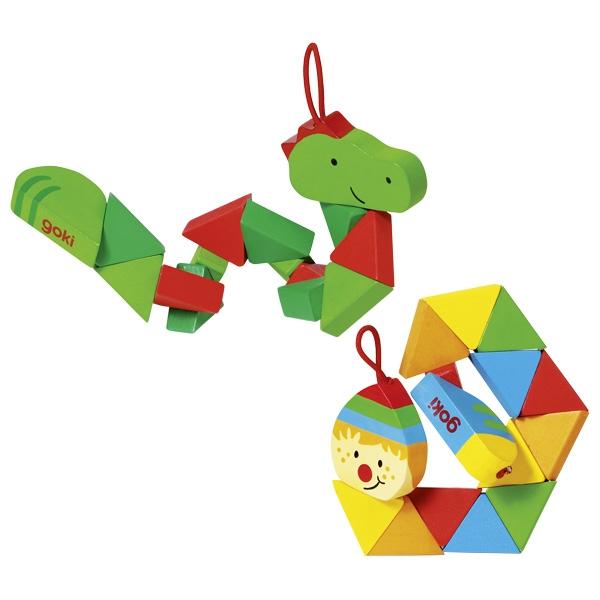 Koka puzle