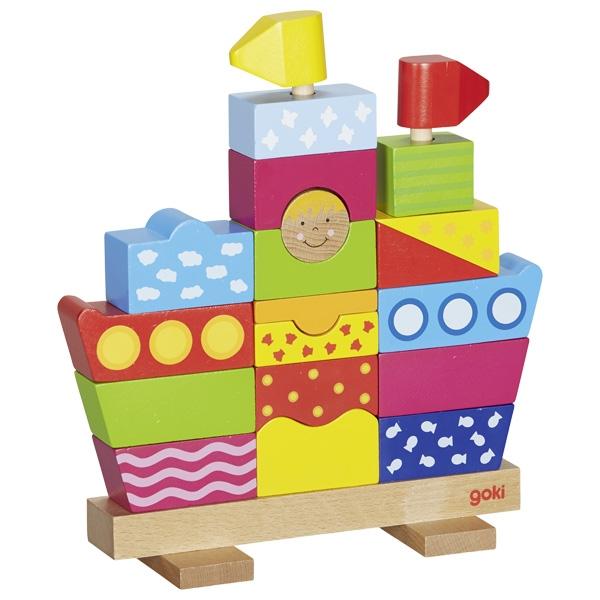 Piramīda-Kuģis Goki 58618