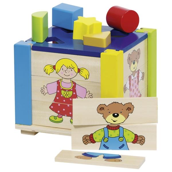 Sorteris, puzle Goki 58902