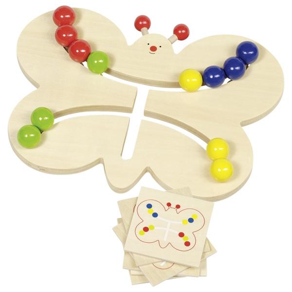 Krāsu spēle ar kartiņām