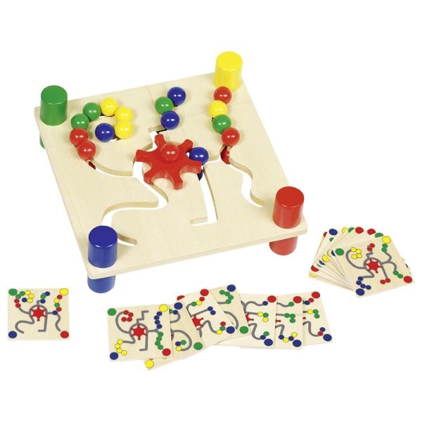 Krāsu spēle ar kartiņām Goki 58913