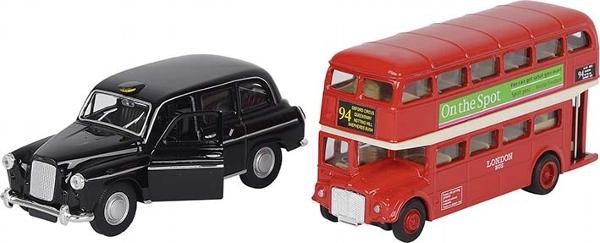 London autobuss + taxi Goki, 2 шт. 12213