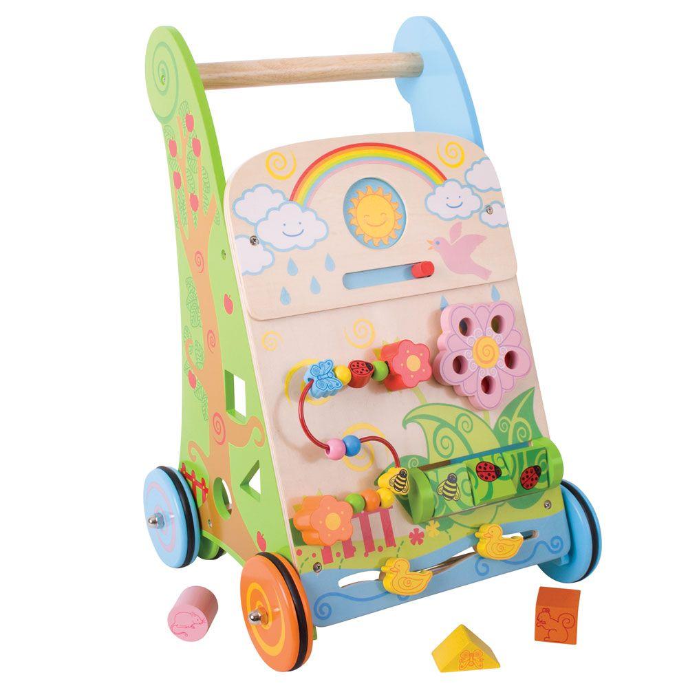 Stumjamā rotaļlieta BIGJIGS BB113