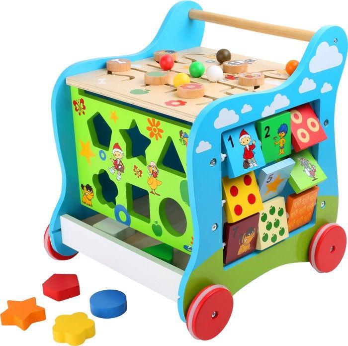 Stumjamā rotaļlieta Small foot 5848