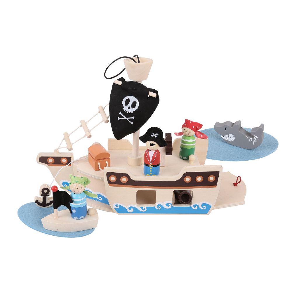 Pirātu kuģis BIGJIGS  BJ685
