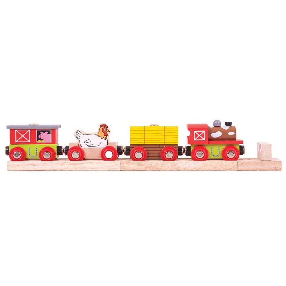 Vilciens BIGJIGS BJT466