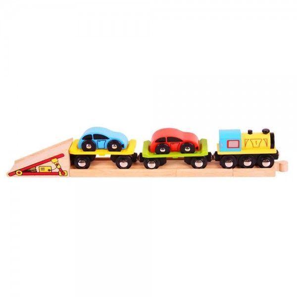Vilciens BIGJIGS BJT199