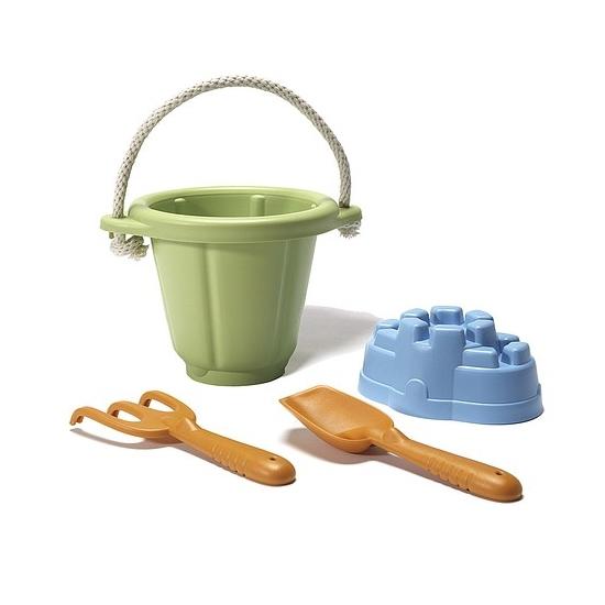 Smilšu komplekts Green Toys GTSNDP1023
