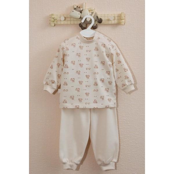 Pidžama Lorita, organiskā kokvilna 1111