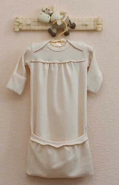 Mazuļu guļammaiss - pidžama Lorita, organiskā kokvilna 1099
