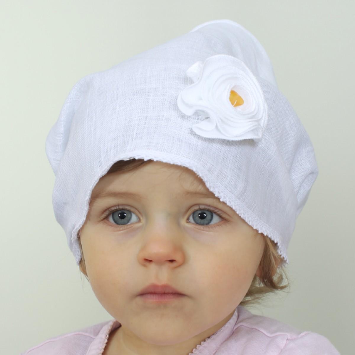 Cepure Vilaurita no lina 100