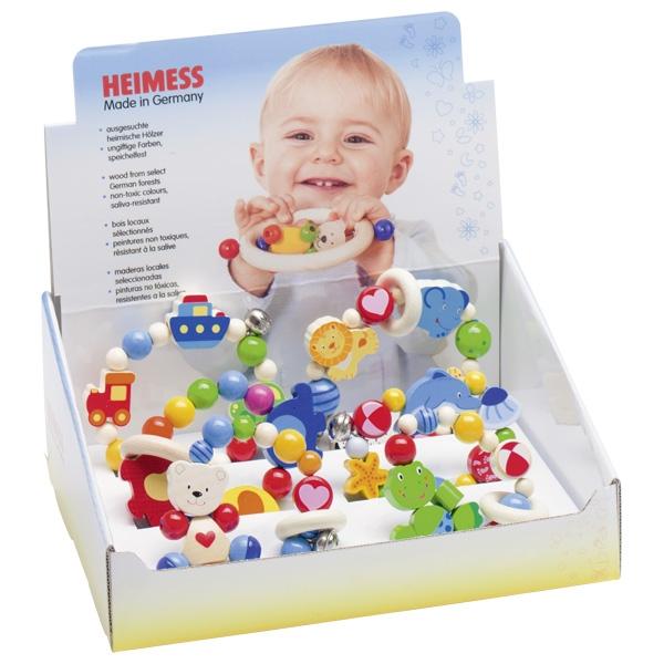 Grabulīšu komplekts Heimess, 6 veidi 780510