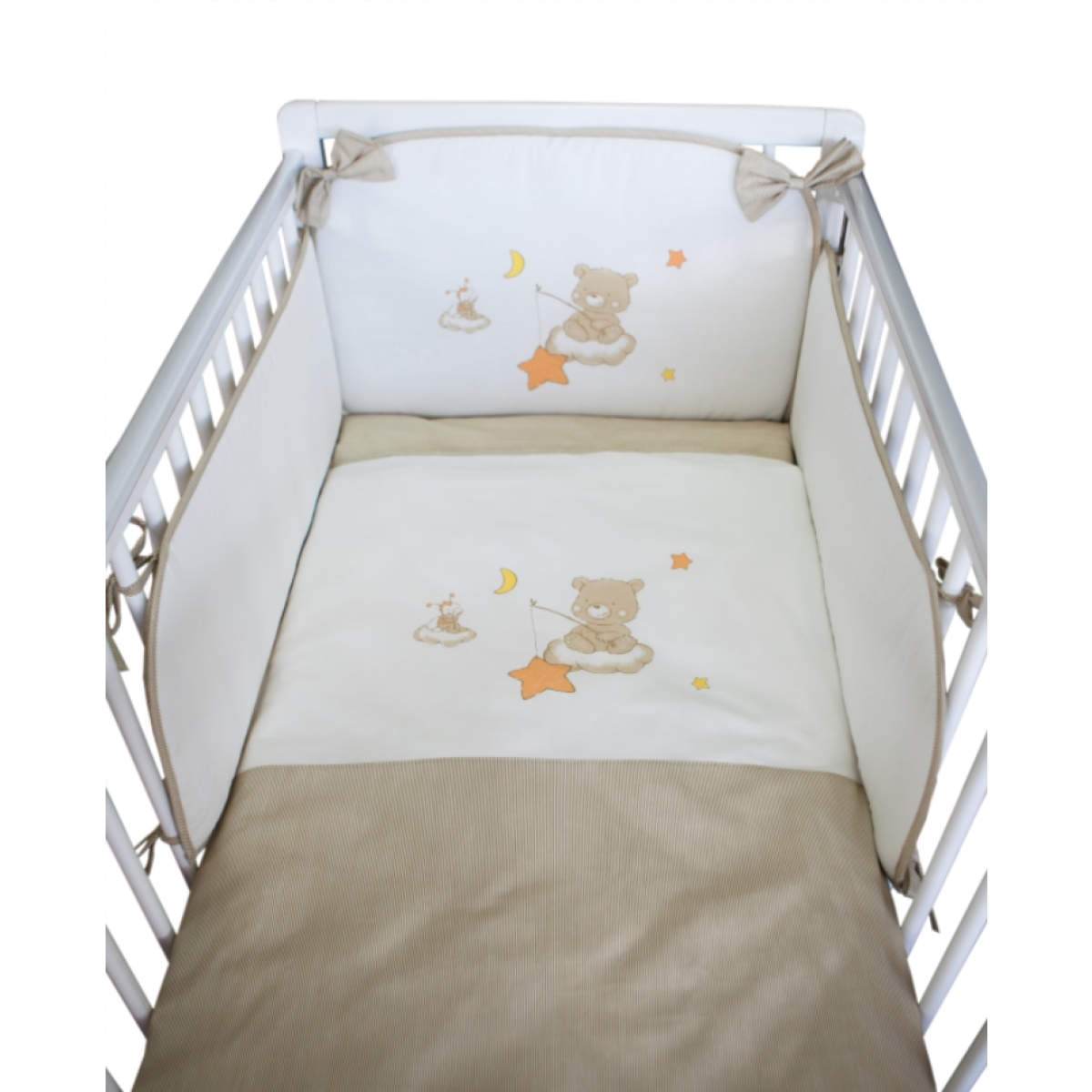 Apmalīte bērnu gultiņai Vilaurita 588