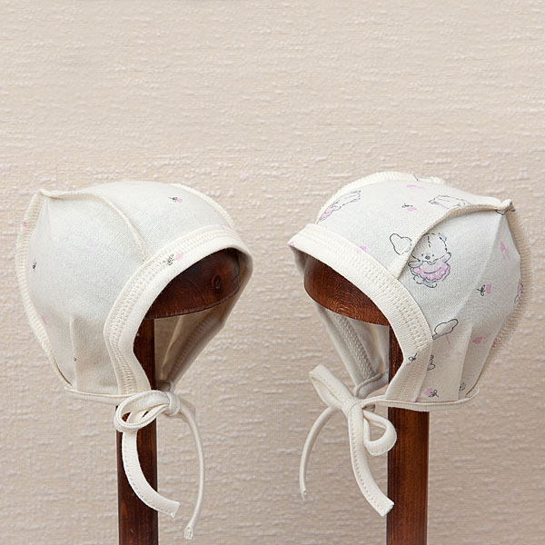 Cepure Lorita , organiskā kokvilna 96