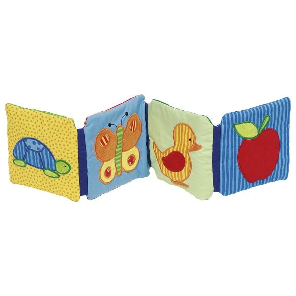 Mīksta rotaļlieta Grāmata Goki 65071
