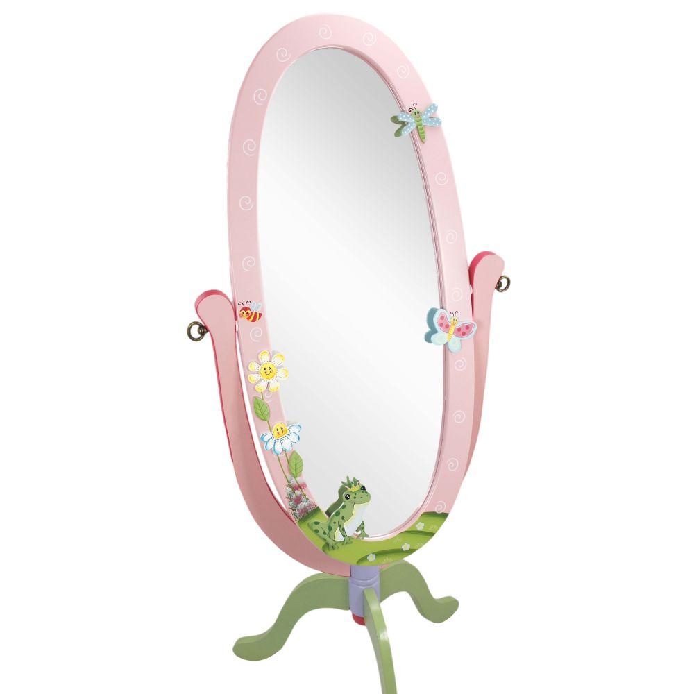 Stāvošais spogulis Fantasy Fields, handmade W-8968A