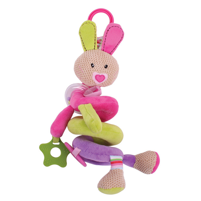 Piekarināmā mīkstā rotaļlieta BIGJIGS BB506