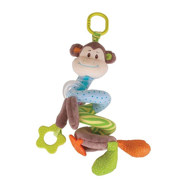 Piekarināmā mīkstā rotaļlieta BIGJIGS BB526