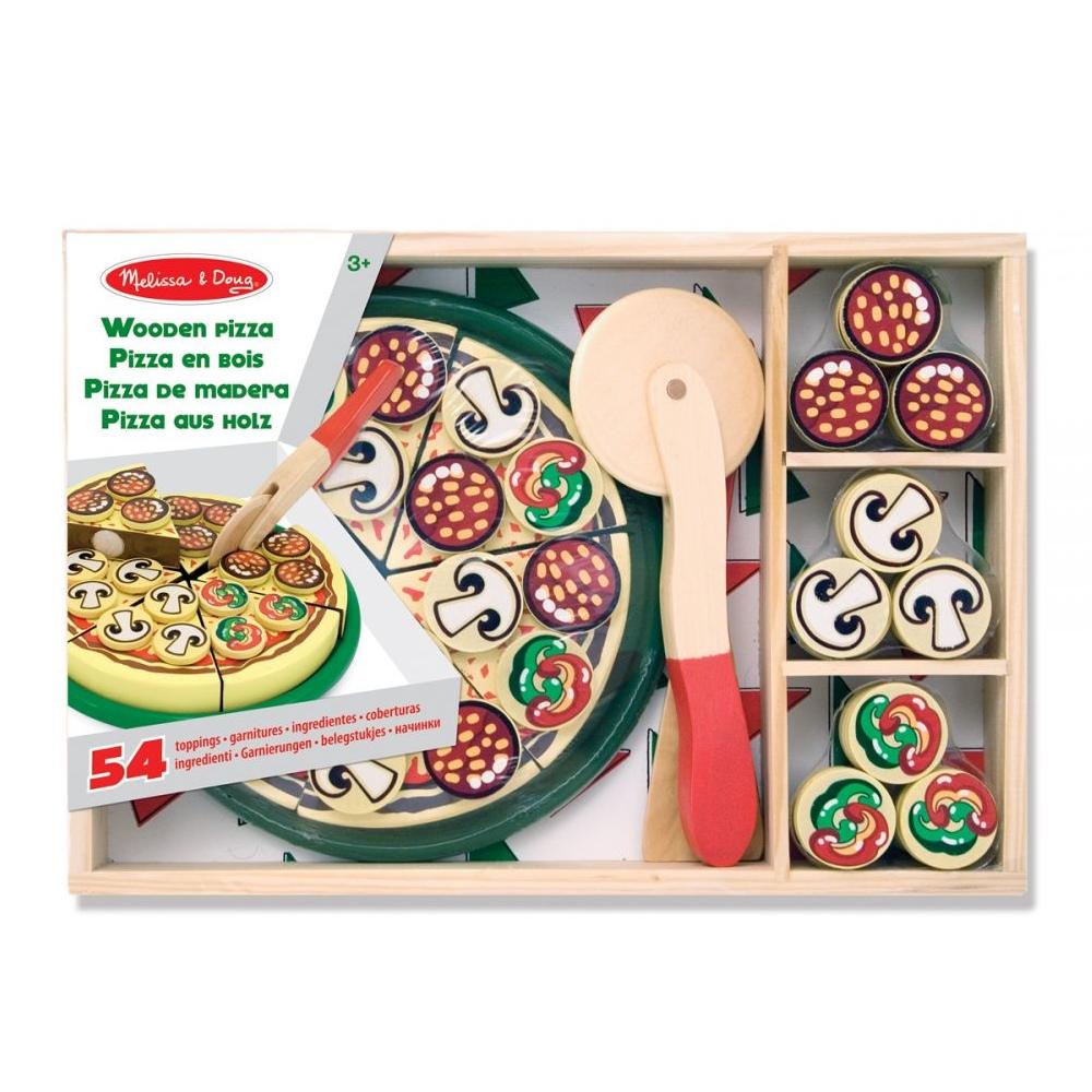 Būvē savu picu pats Melissa & Doug 10167