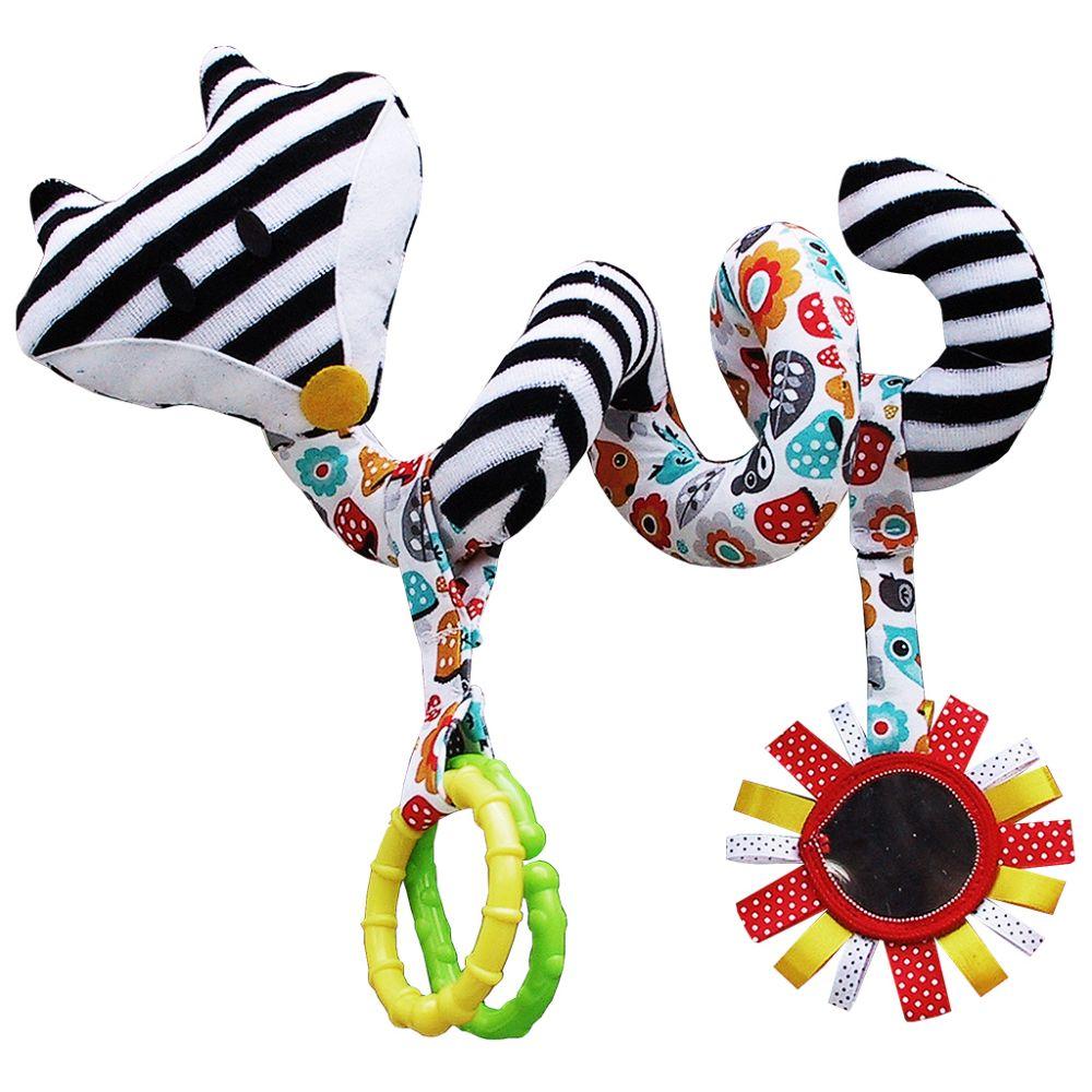 Rotaļlietu spirāle ratiem, gultai vai autokrēslam Hencz 951A