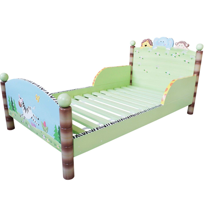 Bērnu gulta Fantasy Fields, handmade TD-0086