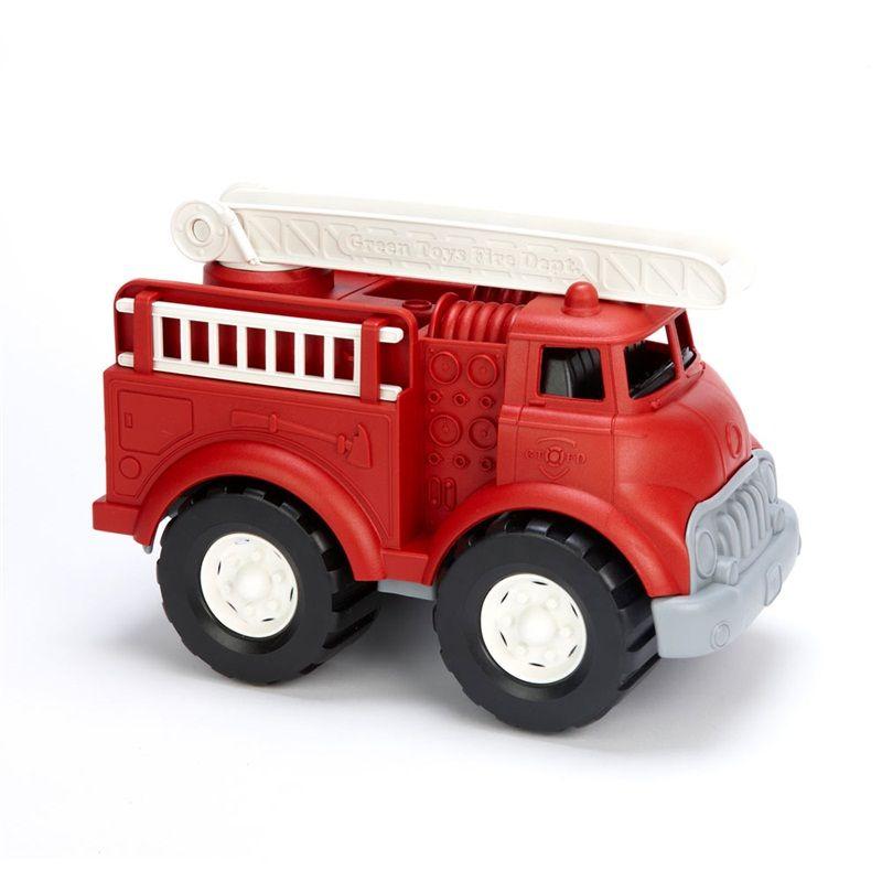 Ugunsdzēsēju mašīna Green Toys GTFTK01R