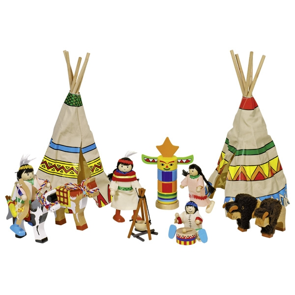 Indiāņu nometne Goki 51911