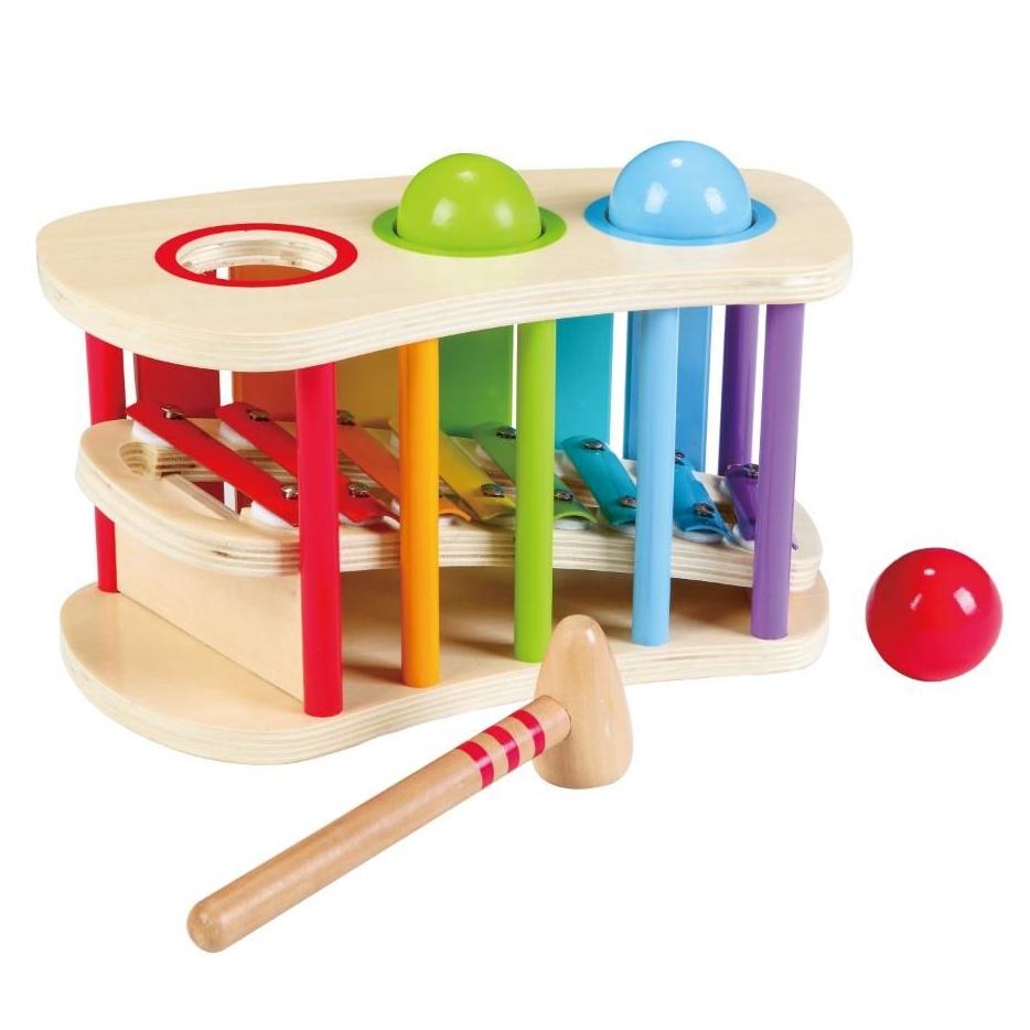 Spēle ar āmuru un ksilafonu Lelin L21014