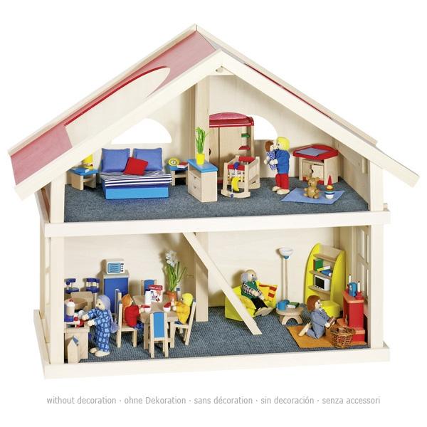 Divstāvīga māja Goki 51961
