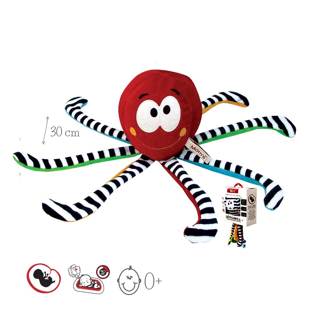 Astoņkājis (ar balto skaņu) Hencz 965
