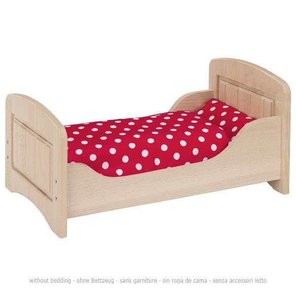 Leļļu gultiņa Goki 51701
