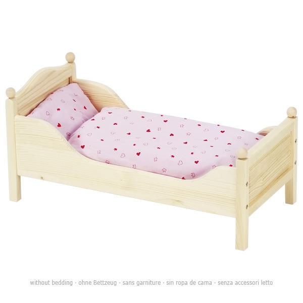 Leļļu gultiņa Goki 51917