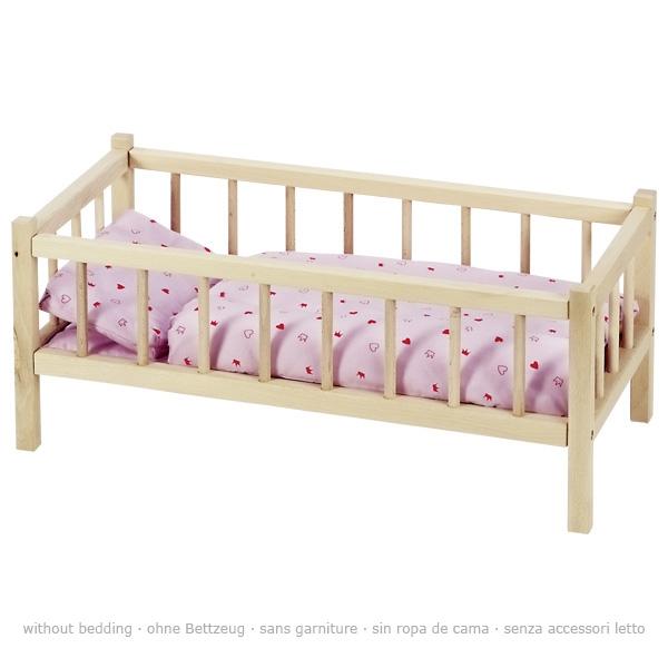 Leļļu gultiņa Goki RA107