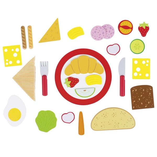Brokastu piedāvājums Goki 51643