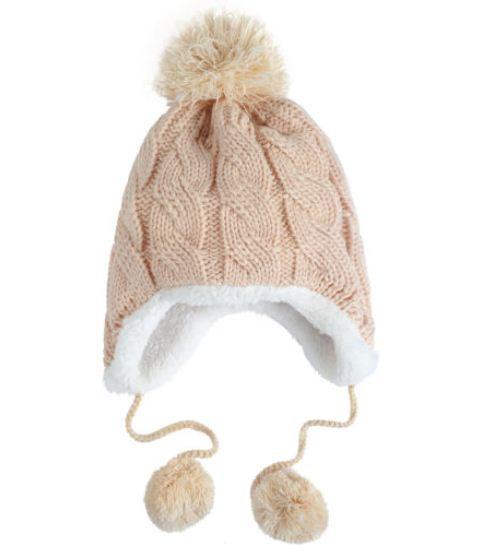 """Ziemas cepure """"Sniegpārsla"""" 0"""