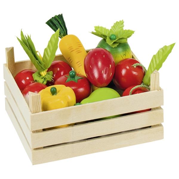 Augļu un dārzeņu kaste Goki 51658
