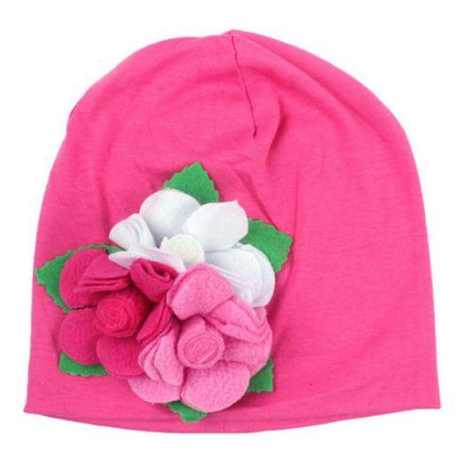 """Cepure meitenei """"FLOWER"""" 0"""