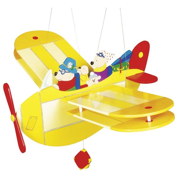 Piekaramā rotaļlieta – lidmašīna Goki 52972