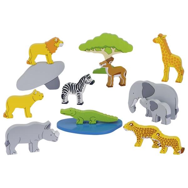 Āfrikas dzīvnieki Goki 53838
