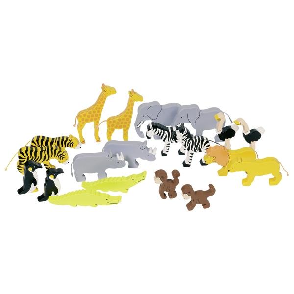 Āfrikas dzīvnieki Goki 53942
