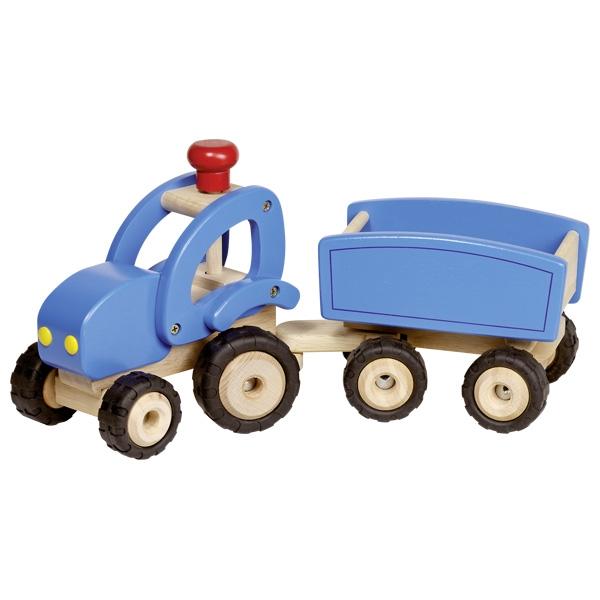 Traktors ar piekabi Goki 55925