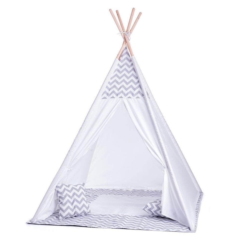Bērnu telts- vigvams Woody WD91420